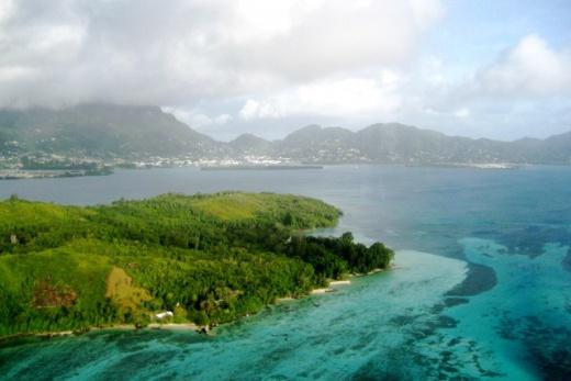 Seychely - Seychely - Cerf Island