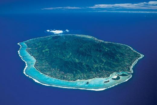 Cookovy Ostrovy - Rarotonga