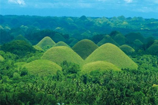 Bohol- Chocolate hills