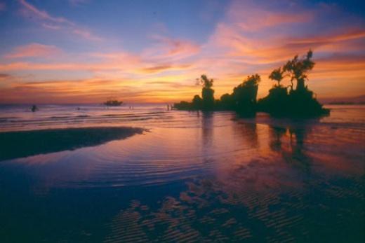 Filipíny - Boracay