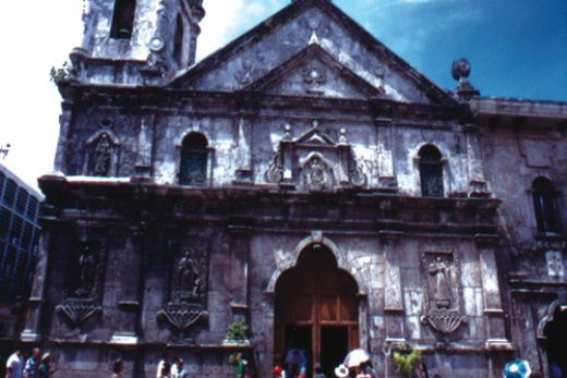 Filipíny - Filipíny - Cebu