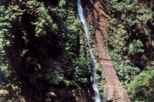 Manila - vodopády Pagsanjan