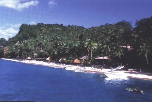 Filipíny - Mindoro, Puerto Galera