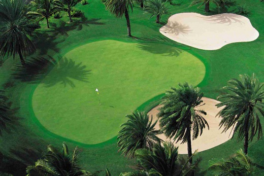 Le Morne golf