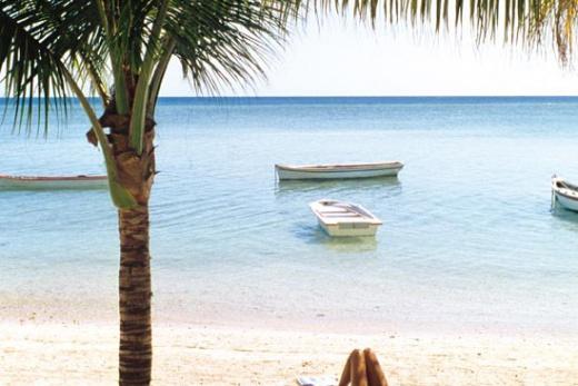 Mauritius - Baie du Tombeau