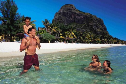 Mauritius - Le Morne