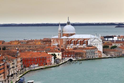 Benátky - Kostel svatého Redentore