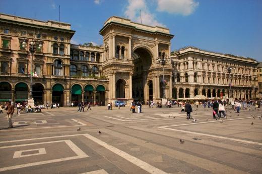 Itálie - Miláno