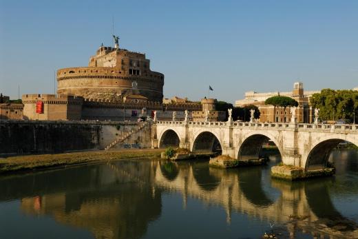 Andělská pevnost a Andělský most