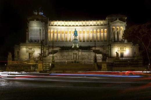 Řím - Vittoriano