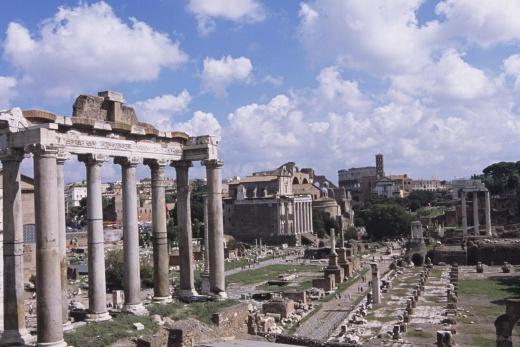 Řím -Forum