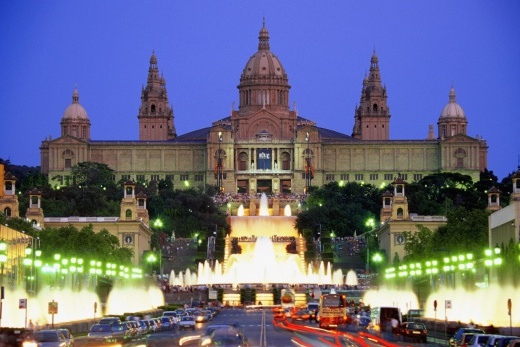 Španělsko - Španělsko- Barcelona