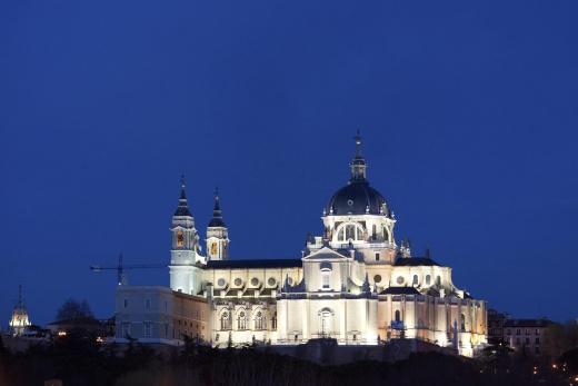 Madrid - Katedrála