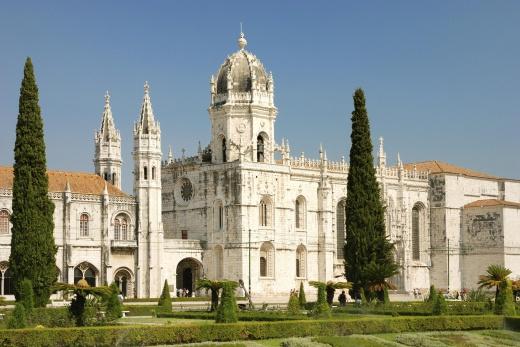 Lisabon - Jeronimos Monastery