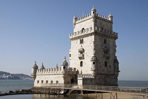 Lisabon - Belems tower
