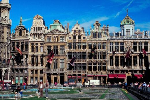 Belgie- Brusel