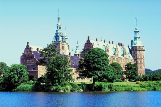 Kodaň - Frederiksborg Castle