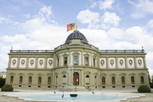 Ženeva - Ariana Museum