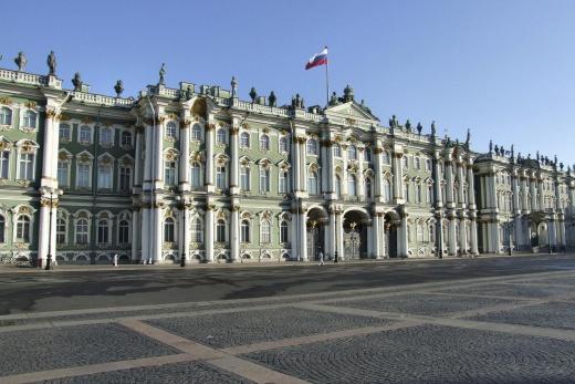 Petrohrad - Hermitage