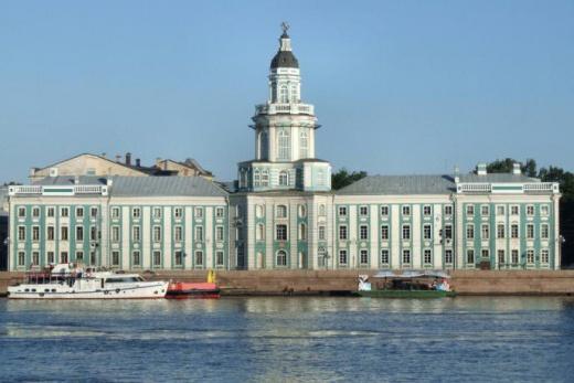 Petrohrad - palác