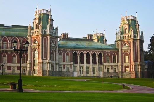 Moskva - Tsaritsino