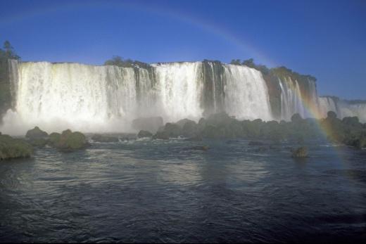 Argentina - Vodopády Iguacu