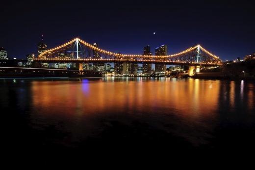 Austrálie Brisbane