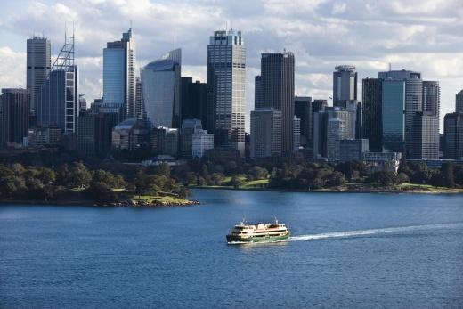 Austrálie - Sydney a okolí