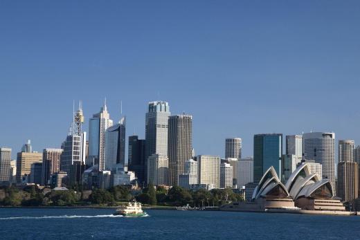 Austrálie Sydney Opera