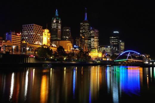 Austrálie - Melbourne