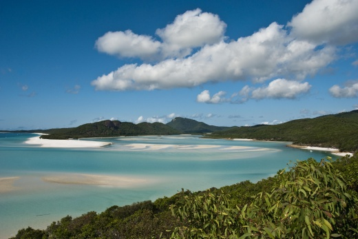 Austrálie Whitsundays Islands