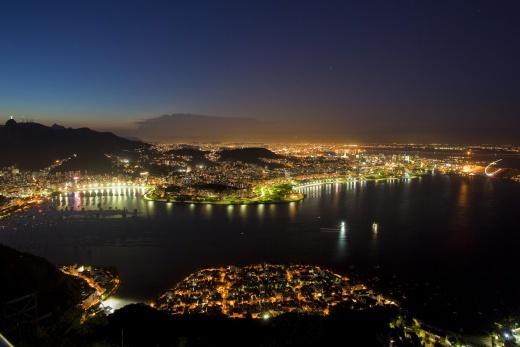 Brazílie Rio de Janeiro