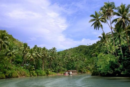 Filipíny Bohol
