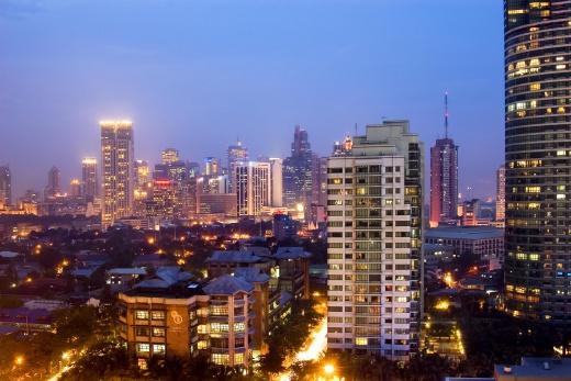 Filipíny Manila