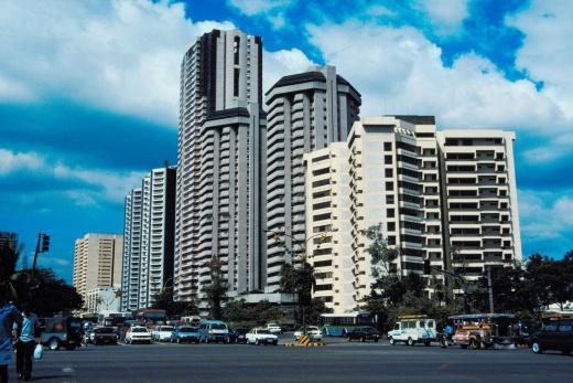 Filipíny - Manila