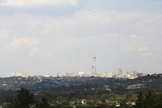 Jihoafrická Republika - Johannesburg