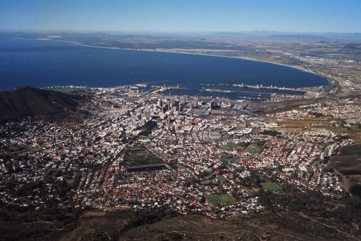 Jihoafrická Republika - Kapské Město (Cape Town)