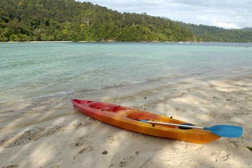 Malajsie Borneo