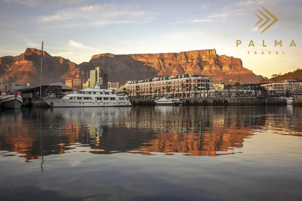 8 denní Kapské město - balíček Luxury/ 5 nocí