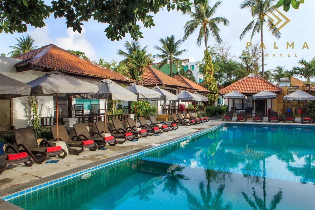 Chaweng Cove Resort