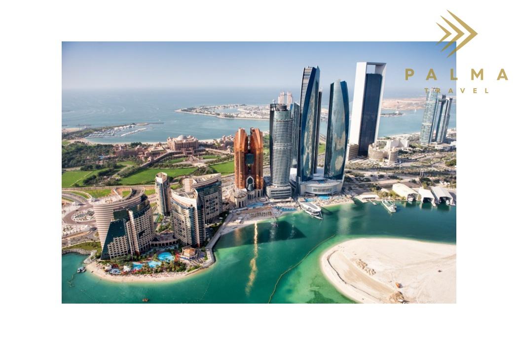 Dubaj a Abu Dhabí