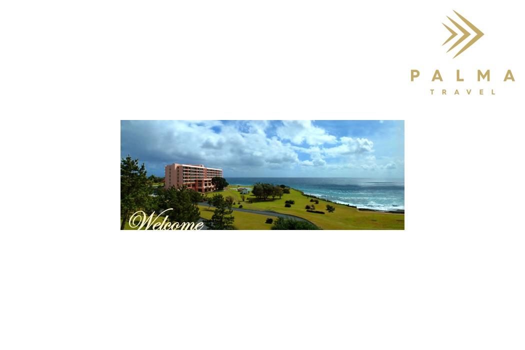 Bahia Palace Suites - pohled na hotel