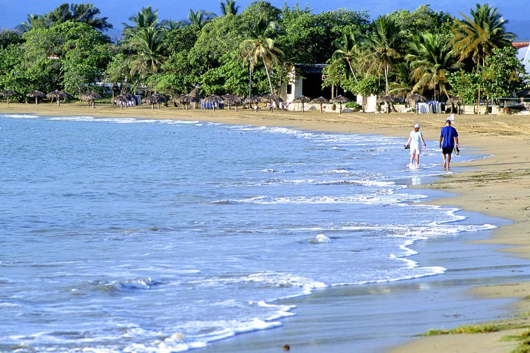 Occidental Grand Flamenco - pláž