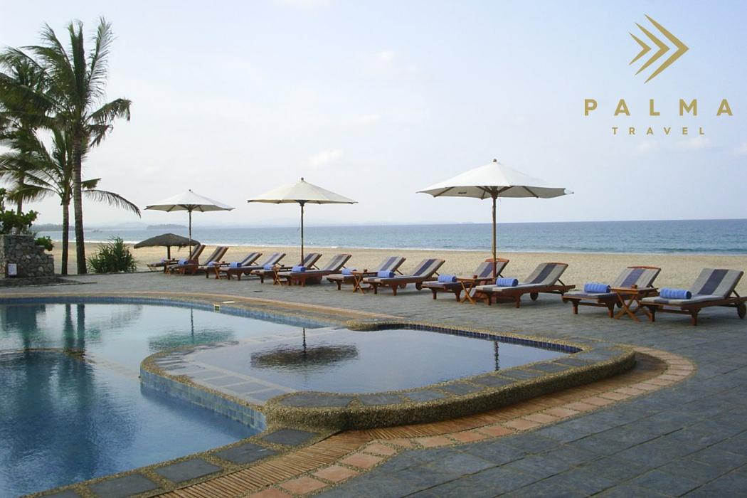 Sunny Paradise Resort -bazén