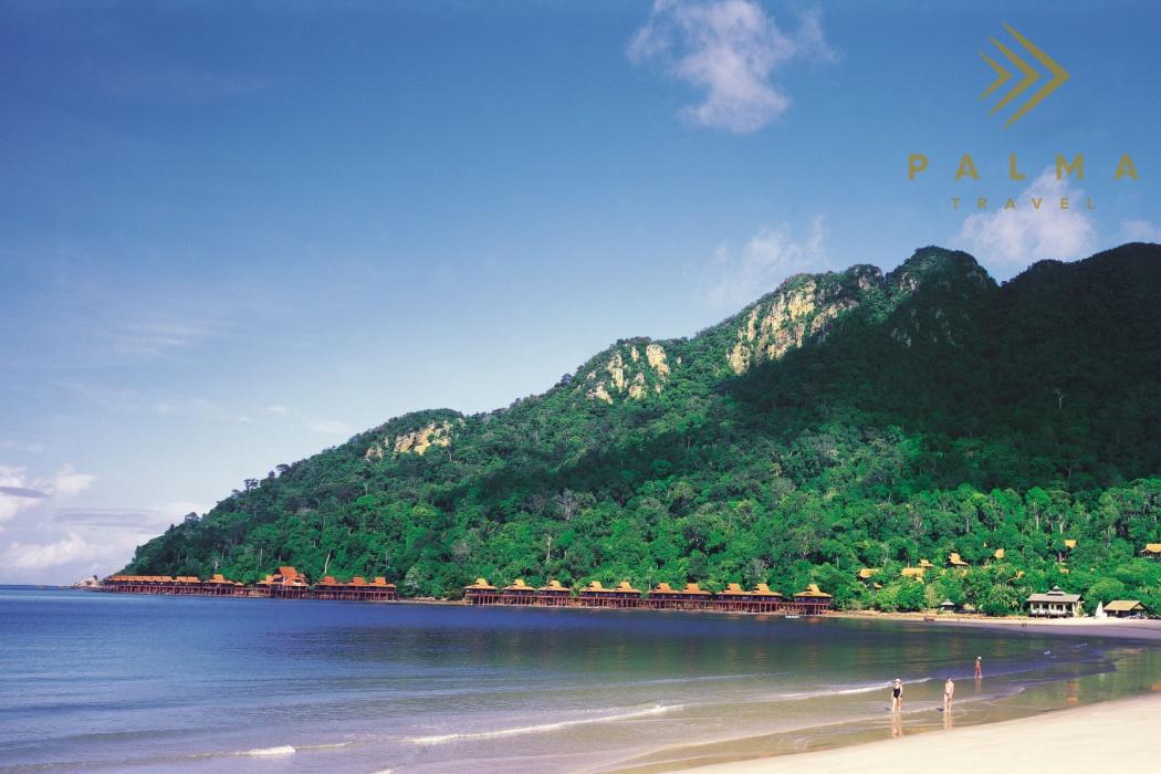 Berjaya Langkawi Beach Resort pláž