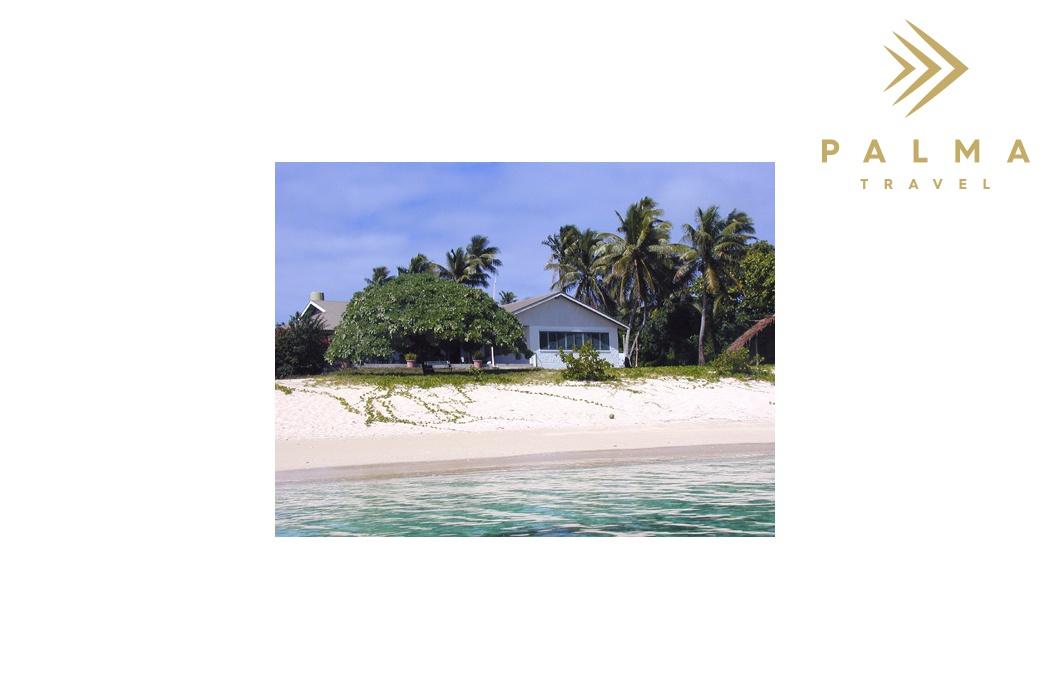 Sandy Beach Resort pohled z moře