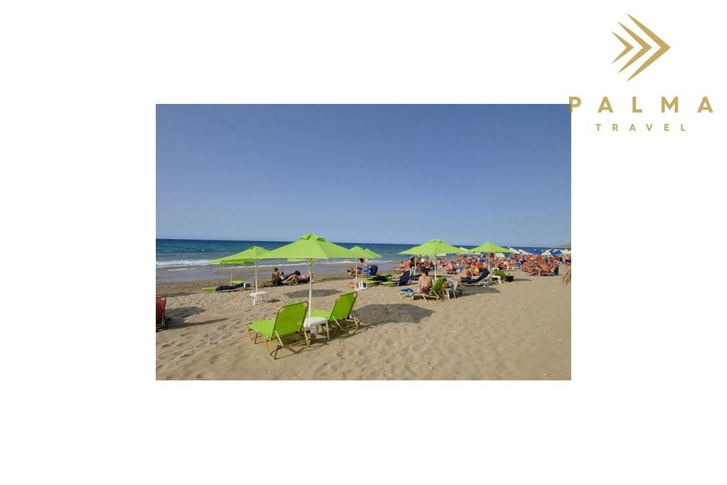 písčitá pláž vhodná pro děti