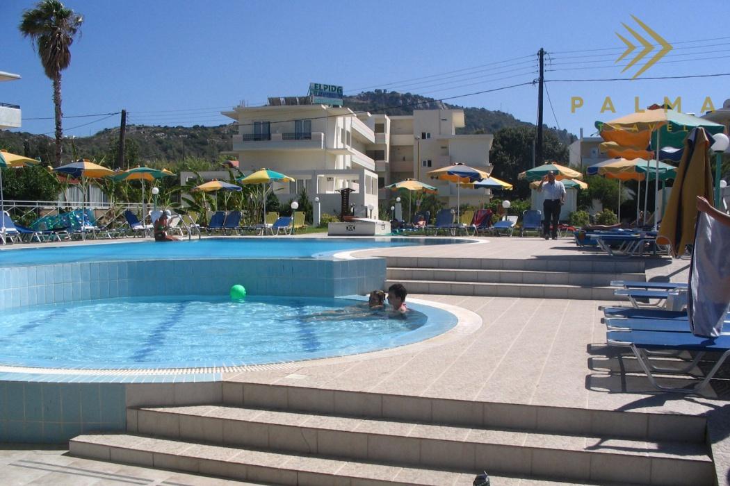 Studia Elpida s bazénem