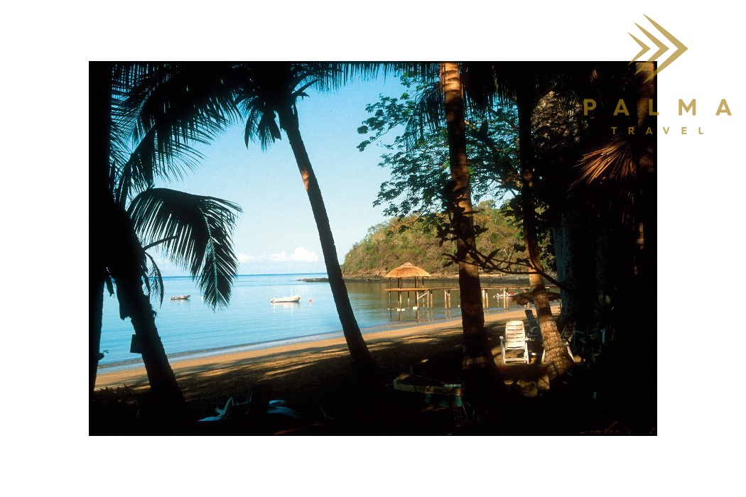 Hotel Le Jardin Maore pláž