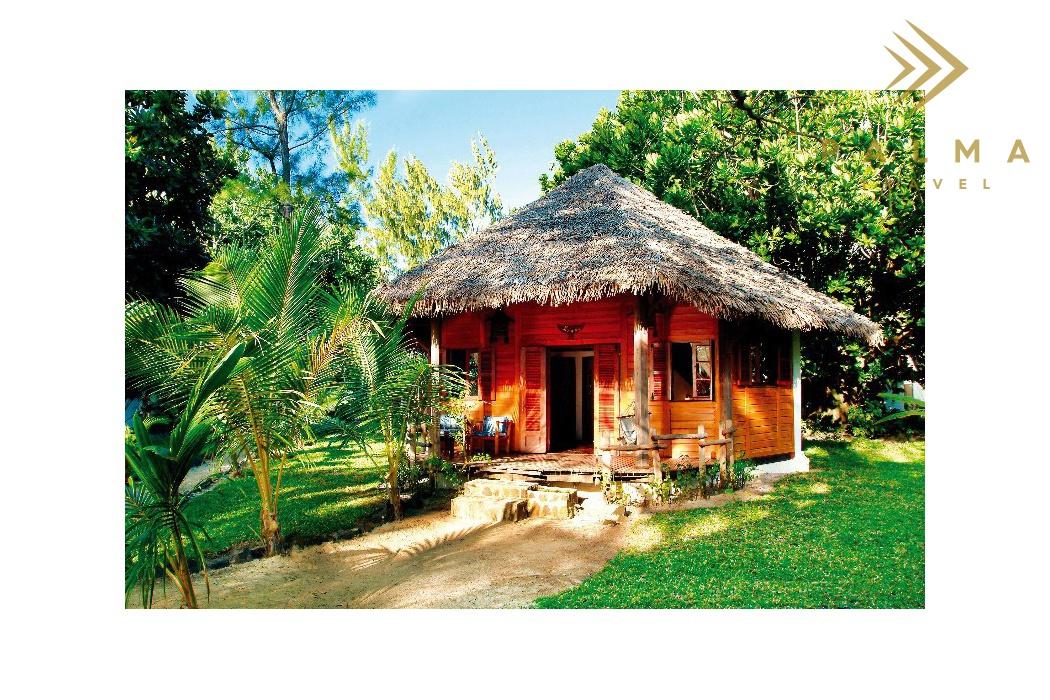 Princesse Bora Lodge bungalov